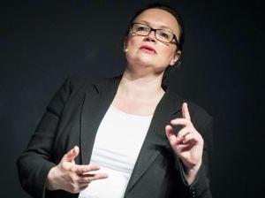 Andrea Nahles Denunzierungsgesetz SGB ll