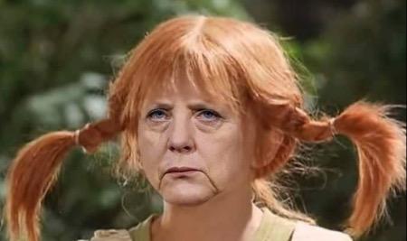 Merkelchens Migrantenmob-Welt...widiwidiwie sie ihr gefällt!