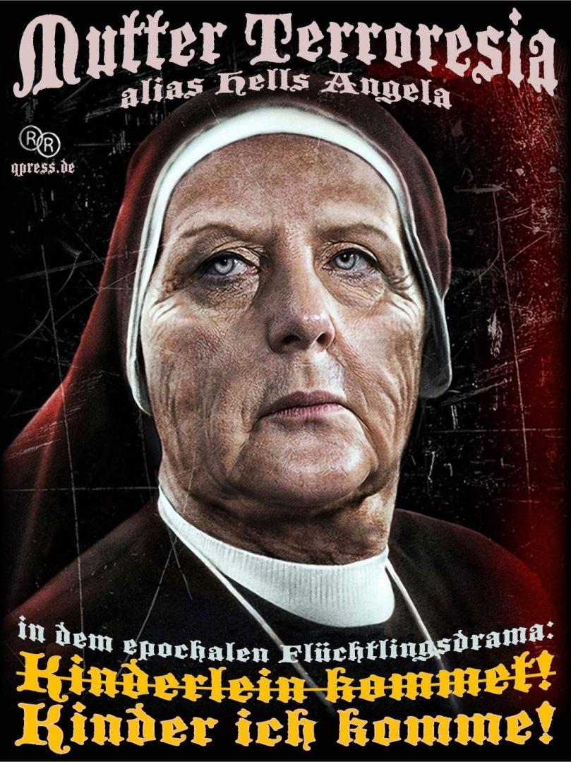 Die Karawanen, die sie riefen, Frau Merkel...wie werden wir sie wieder los???