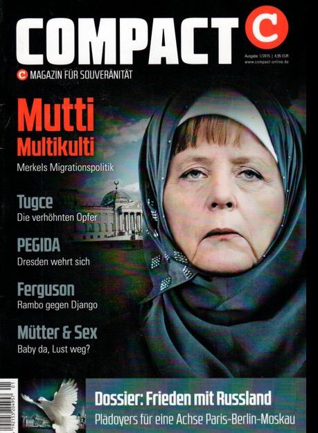 Merkels MultiKulti-Alptraum