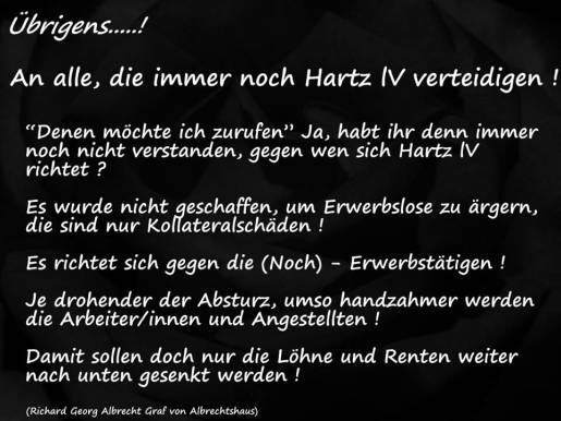 Hartz4 Verteidiger