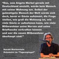 Auswirkungen der Flüchtlingskrise: Deutschlands Sozialsysteme stehen vor dem Zusammenbruch...WIR SCHAFFEN DAS NICHT, FRAU MERKEL-KASNER!!!