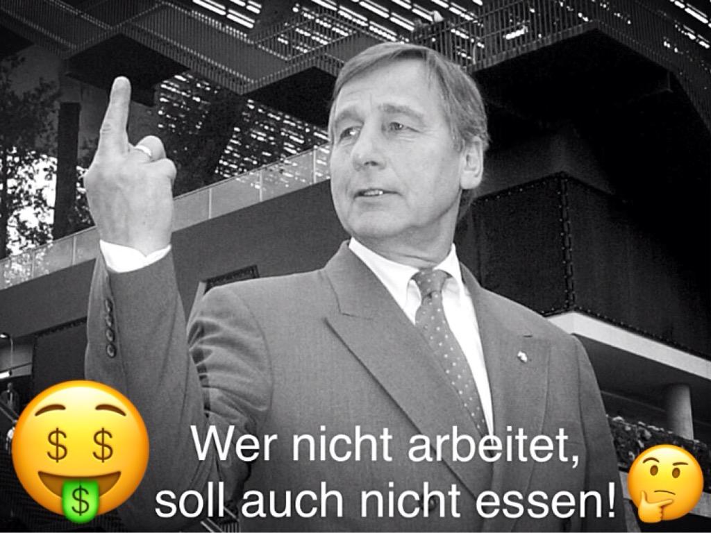 Wolfgang Clement – ein lupenreiner Unsozialdemokrat! Wasser predigen und selbst den teuersten Champagner saufen…die erschreckende Analyse einer ehemaligen SPD-Marionette des Brioni-Kanzler-Kartells!