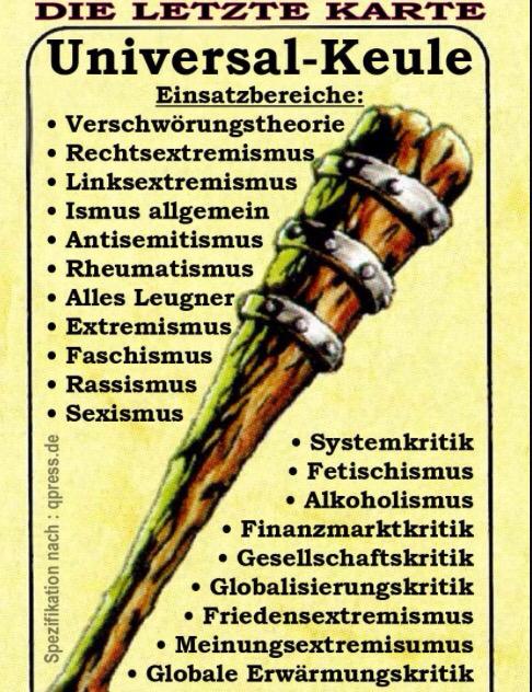 Wer Deutschlands Zukunft nach 4 weiteren Jahren der unfähigen GroKo unter IM Erika sehen möchte, wirft mal einen Blick auf diesen Bericht...sagt Euren Kindern und Enkeln später nicht