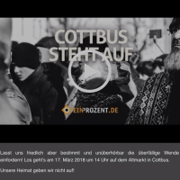 Demos und Veranstaltungshinweise ab 17. März 2018: Leipzig, Cottbus, Wittenberg, Pirna, Berlin, Halle (Saale), Offenburg, Kandel, Magdeburg...!