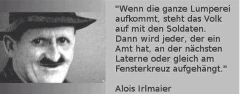 Ansage von Grünen-POlitiker und Antifa: Berlin wird am 27.5.2018 brennen! Bleiben wir wieder auf dem Sofa sitzen und starren ins Blödfohn oder polieren Gartenzwerge...? Oder kommen wir dieses mal mit dem Ar$ch hoch vom Sofa und stehen für unser Land und vor allem sein urgermanisches VOLK auf?