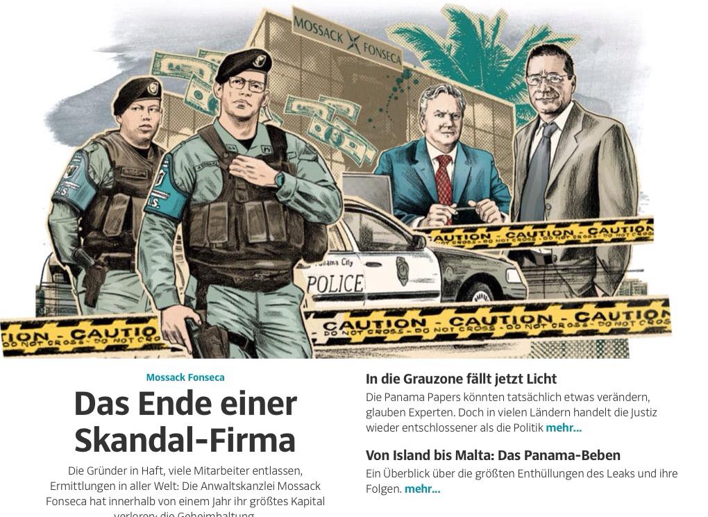 """Deutsche Firmen, Politiker und Prominente: Die """"Panama (Paradise) Papers"""" decken die Gier der selbsternannten (Schein) – """"Elite"""" auf…! Während die deutschen NORMOPATHEN fleißig zum Mindestlohn buckeln und sich auf eine Armutsrente freuen dürfen und wegen """"Ordnungswidrigkeiten"""" von 10€ in den Knast müssen, lassen es die Nieten in Nadelstreifen richtig krachen…!"""