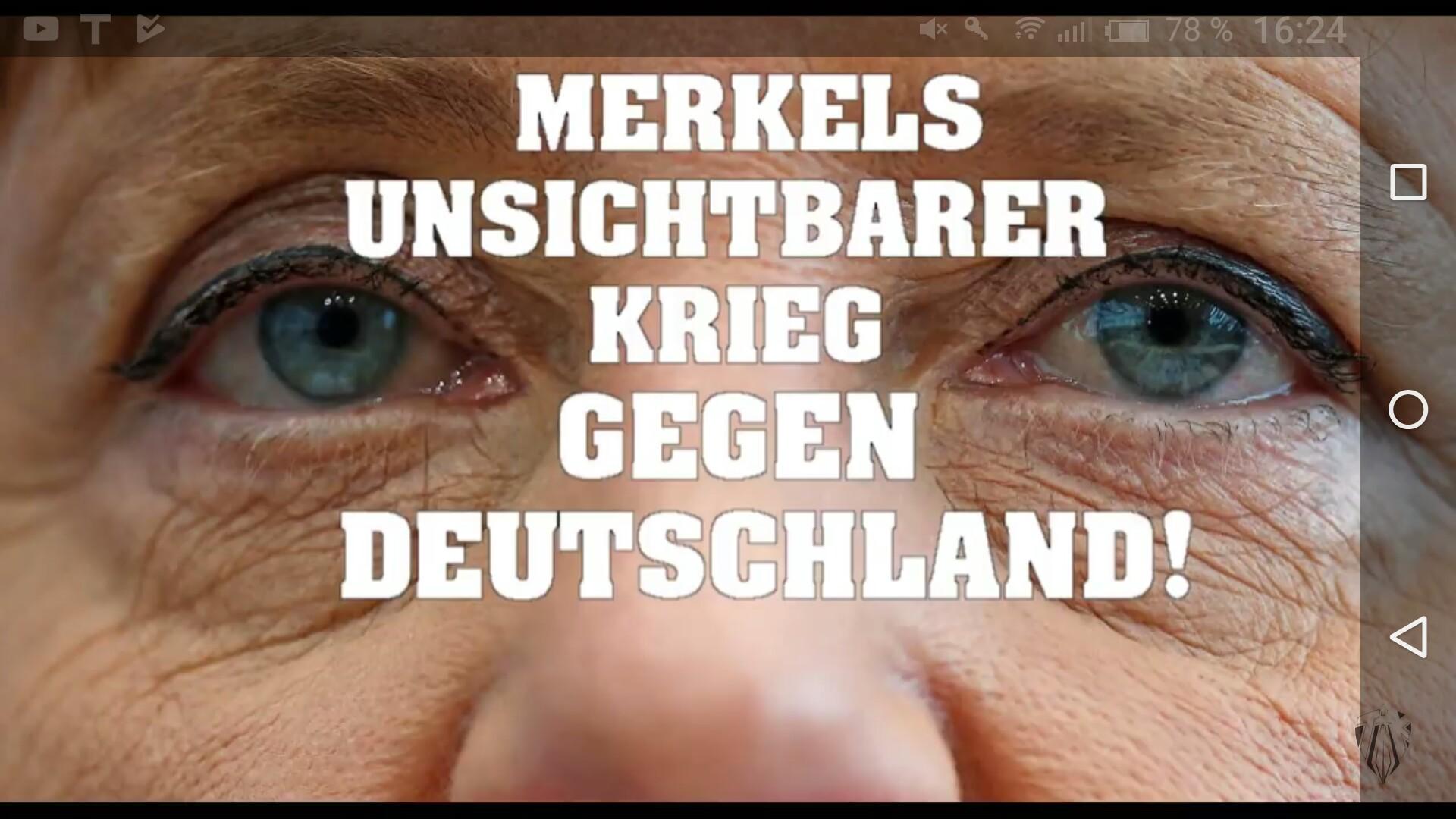 Der Volksverrat durch den UN ( IM Erika's) Migrationspakt leicht erklärt…unbedingt ansehen und teilen!!!