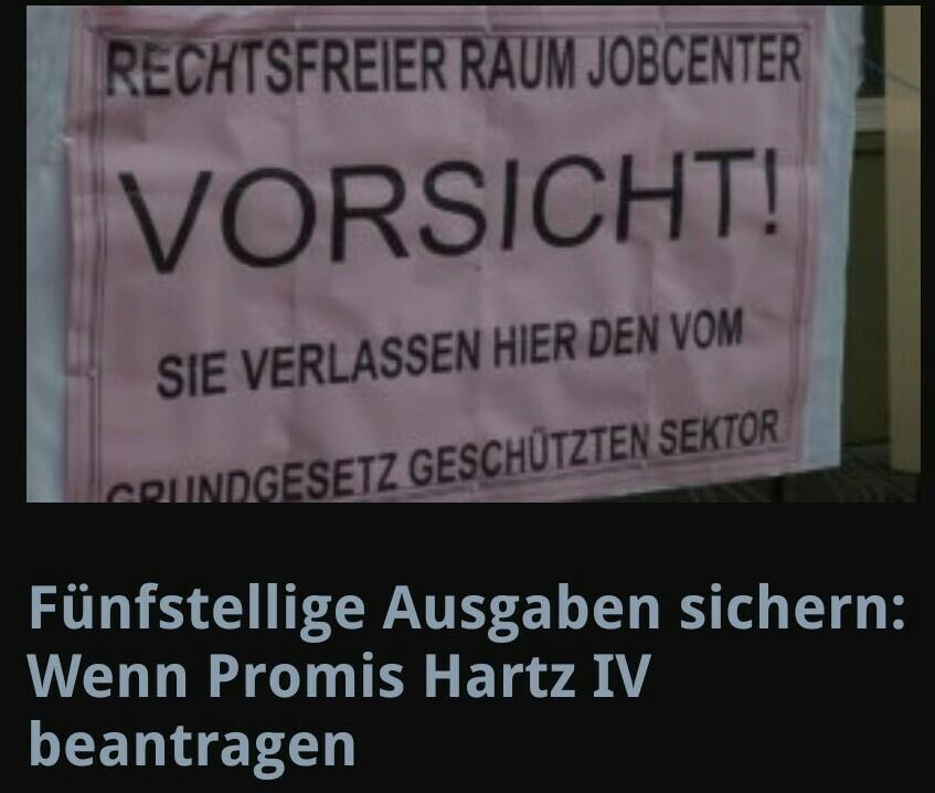 Antrag auf Einstweilige Anordnung gegen das Jobcenter stellen…UNBEDINGT!!!