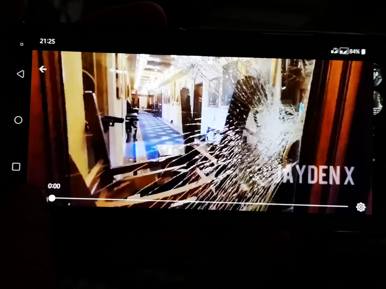Vorsätzlicher Mord im Capitol vor laufender Kamera…!??