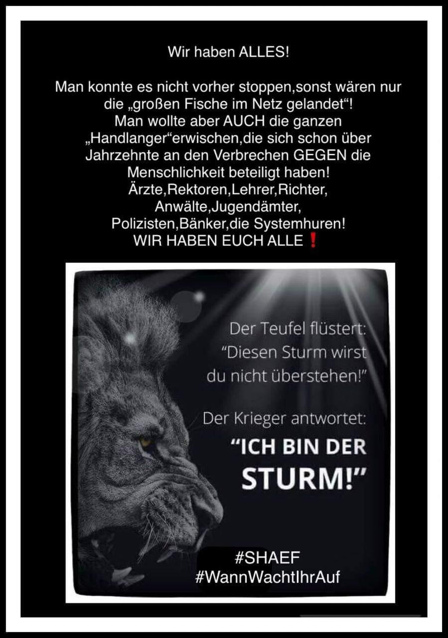 Der hybride Krieg gegen Deutschland mit Hilfe der BUND/BRiD Firmenkonstrukte…!